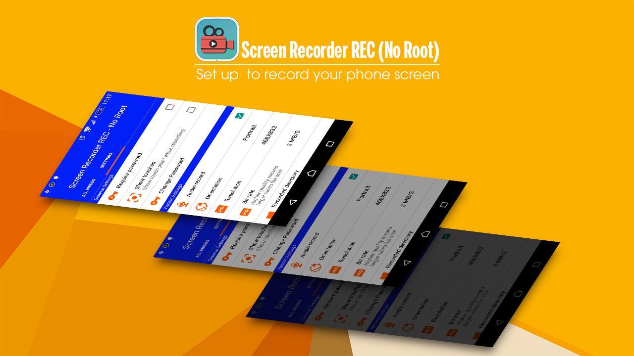 rec screen recorder hd pro apk download