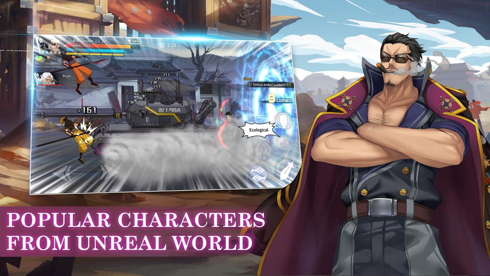 Ultra Fighters 5 5 85 APK Download - Android Arcade Games