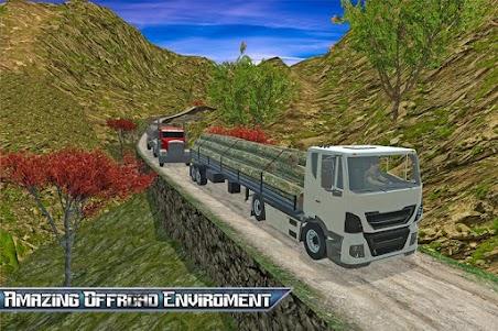 Transport Truck USA Driver SIM 1.0 screenshot 2