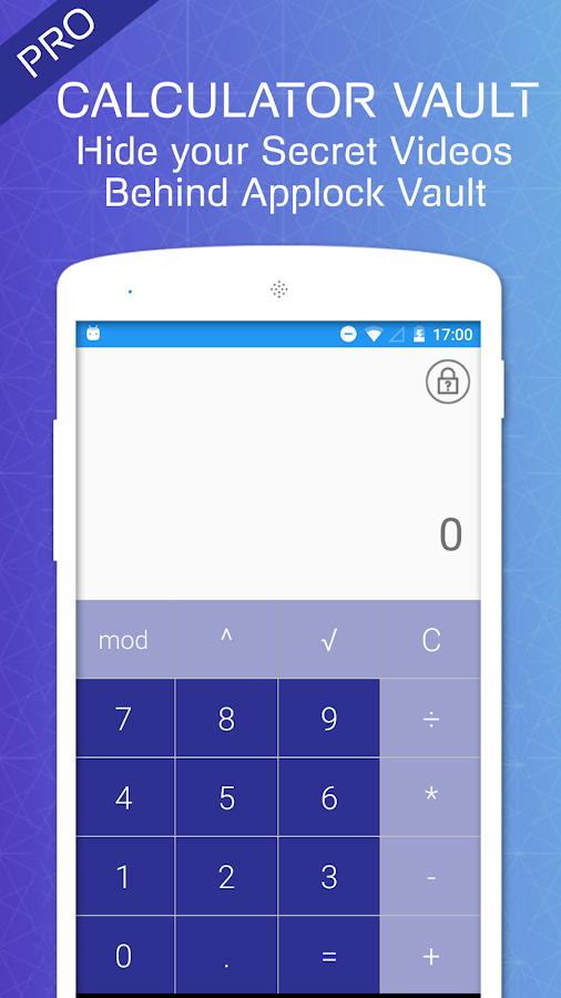 Calculator Vault App Lock : Hide Photo PRO 1 11 APK Download