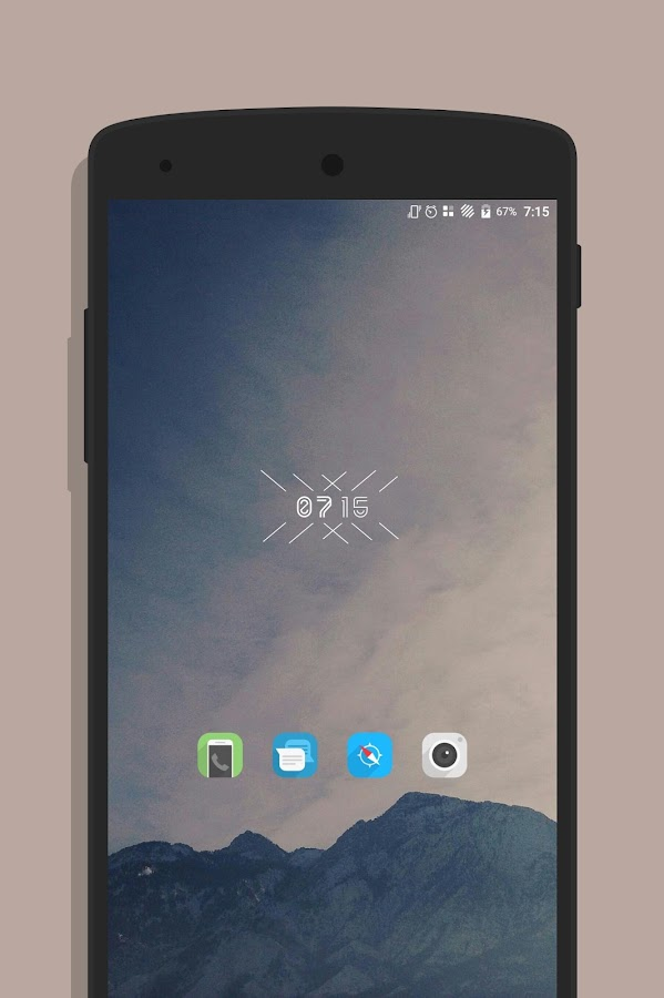 MIN for Zooper pro 1 1 APK Download - Android