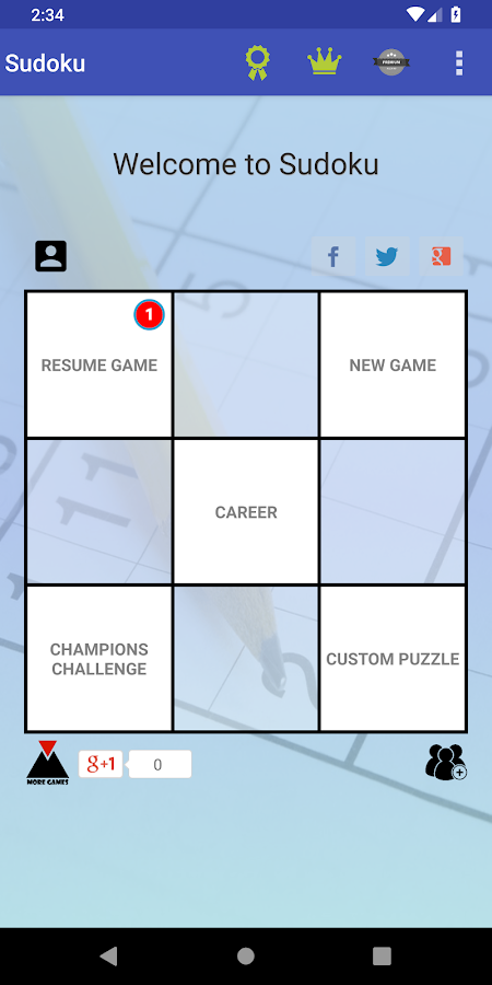 Sudoku Free 2 8 2 APK Download - Android Board Games