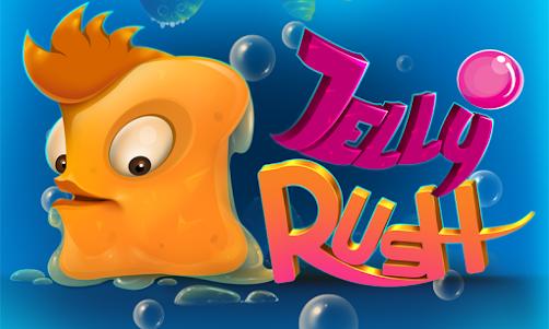 Jelly Rush  screenshot 1