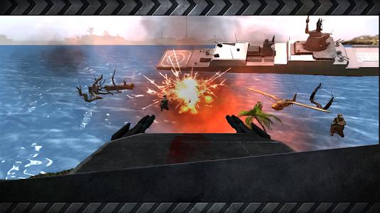 WARSHIP FURY - SEA BATTLESHIP 1.0 screenshot 7