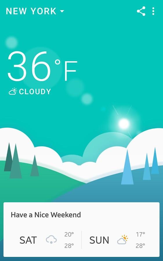 360 Weather - Local Weather Forecast & Radar app APK