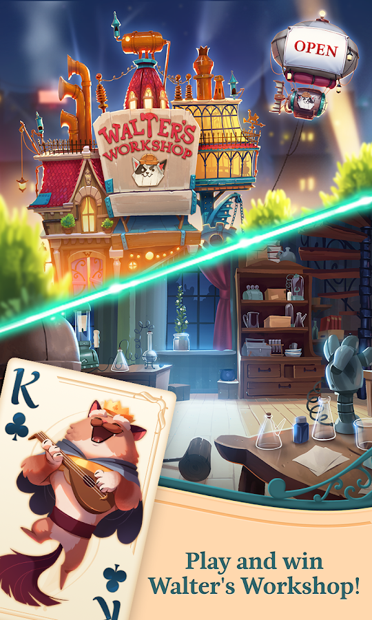 Shuffle Cats 1 6 2 APK Download - Android Card Games