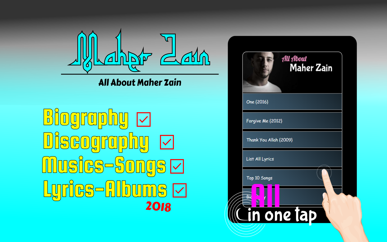 All About Maher Zain 1 0 APK Download - Android Books & Reference Apps