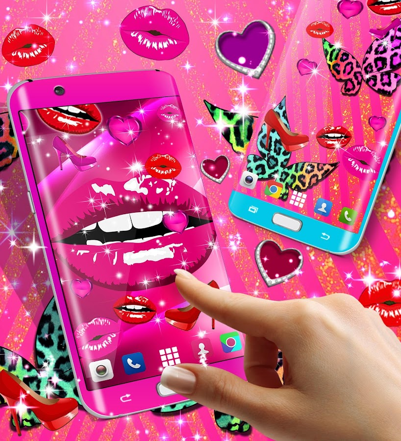 Fashion live wallpaper app for girls 100 screenshot 1 ...