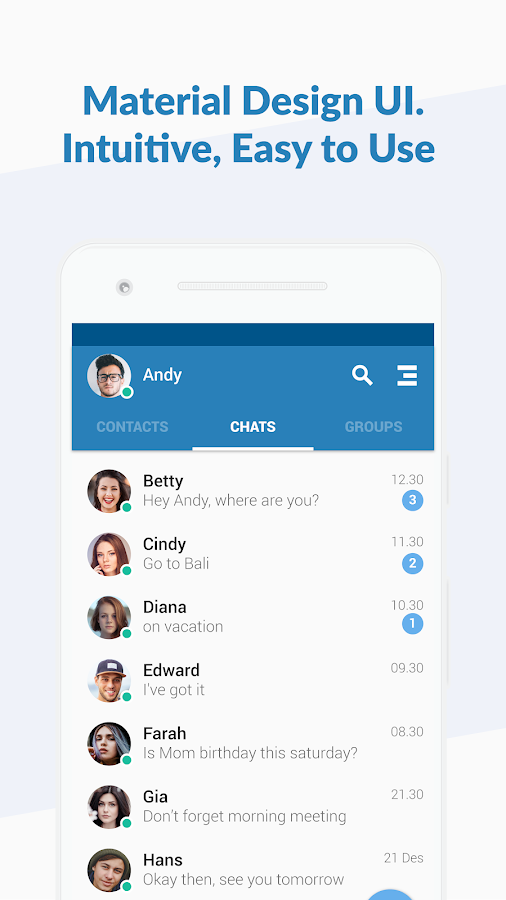 AstraChat - Direct XMPP Client 1 8 40 APK Download - Android