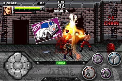Download Double Dragon 13 12 02 Apk Android Arcade Games