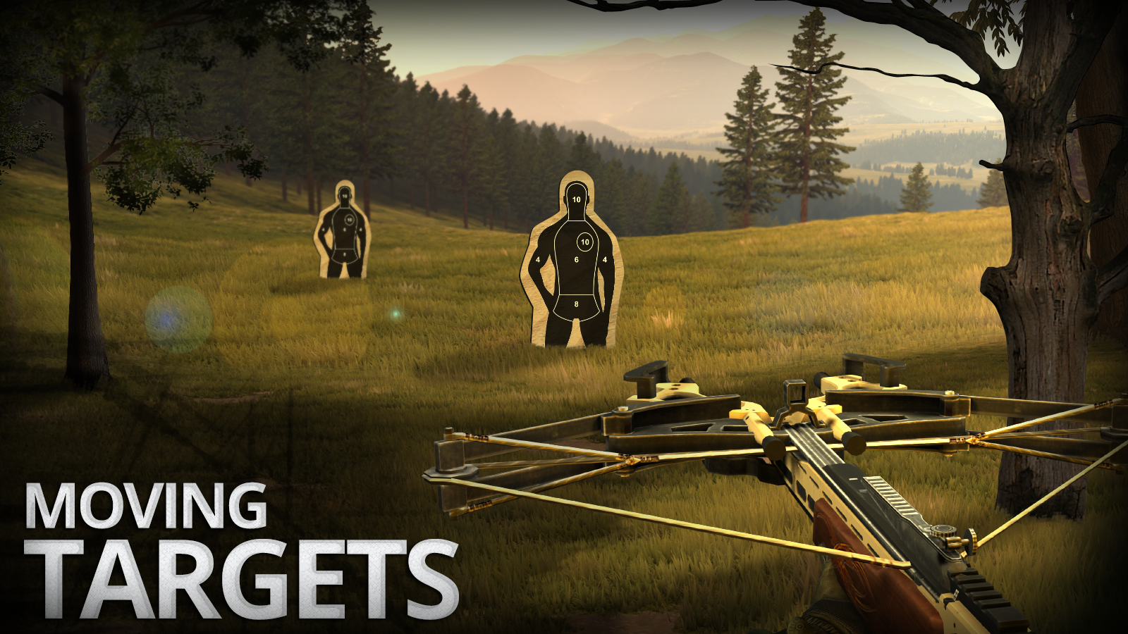 Crossbow Shooting Range Game 1 10 APK Download - Android