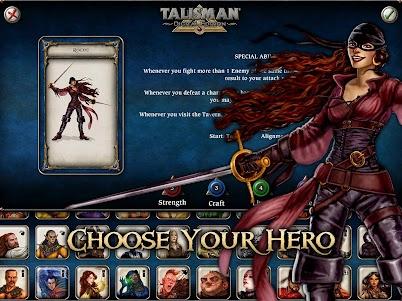 Talisman 20.16 screenshot 8