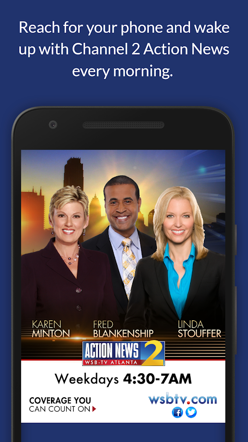WSBTV Wake Up 2 3 0 APK Download - Android cats