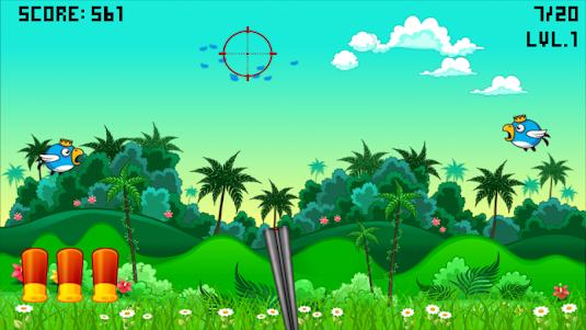 Bird Shooter 1.0.4 screenshot 4