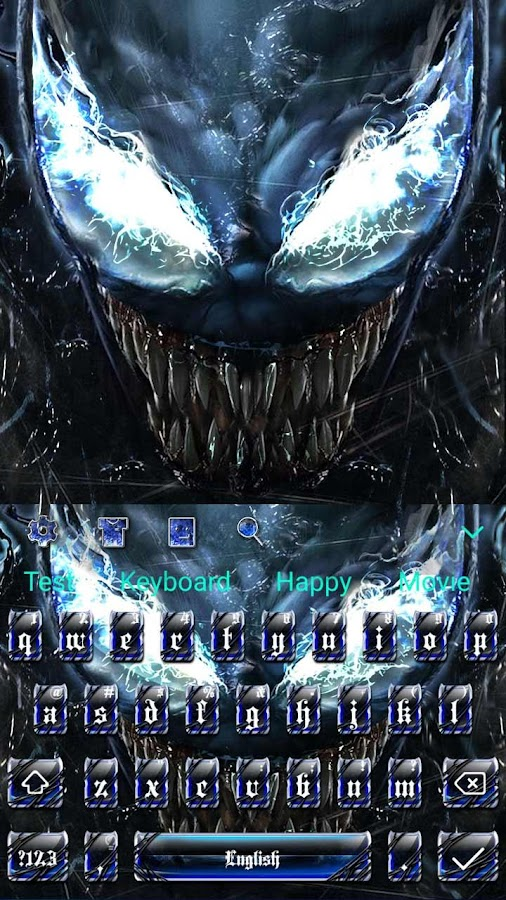 Venom Symbiote Avenger Keyboard Theme 10001016 APK Download