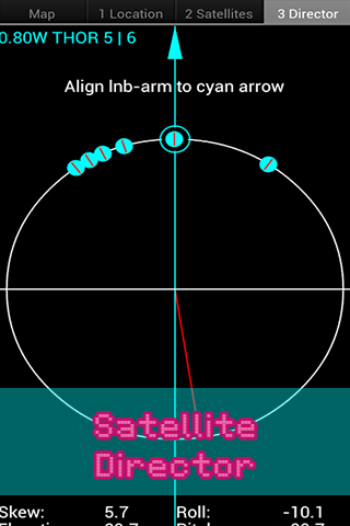 Satellite Director 1 0 APK Download - Android Books