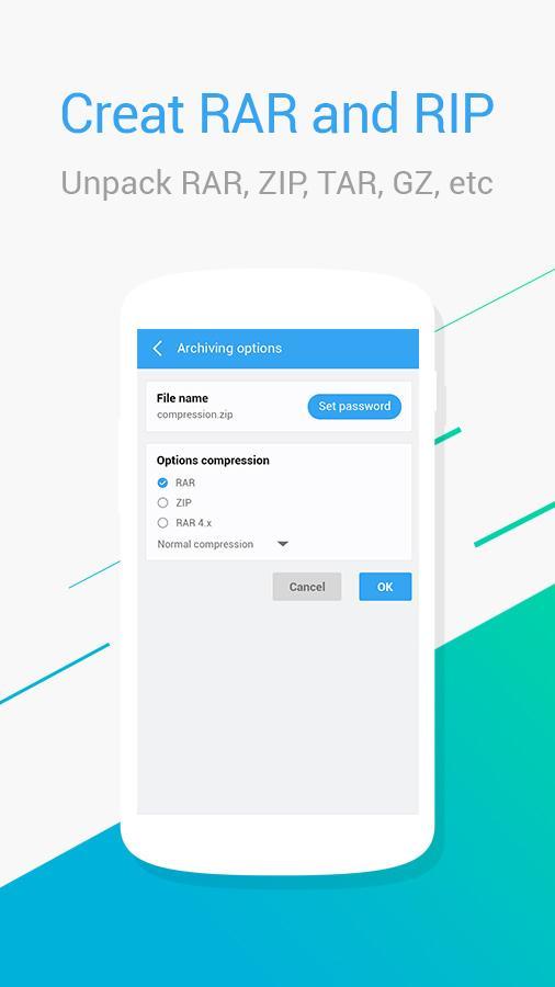 Unzip Files Zip Rar 7z Tar Iso 1 2 3 APK Download - Android