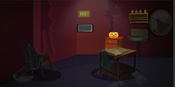 Halloween Pumpkin Room Escape 2.0.0 screenshot 3