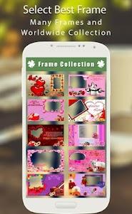 Anniversary Photo Frames 1.5 screenshot 1