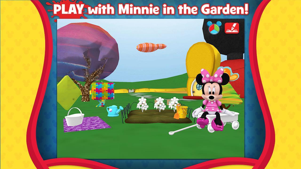 23 Screenshot 8 Mickeys Color And Play
