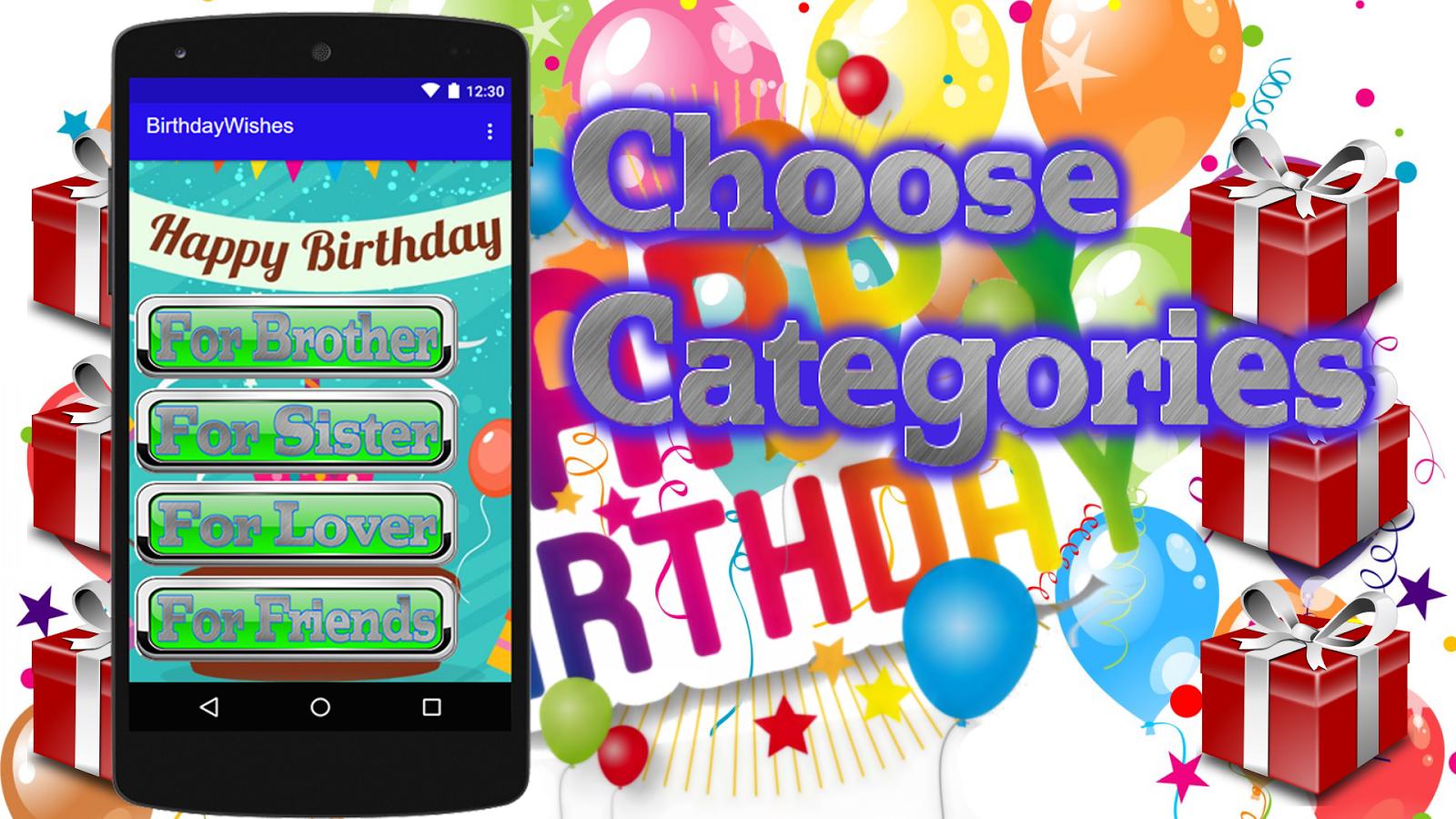 Happy Birthday Wishes 10 Screenshot 11