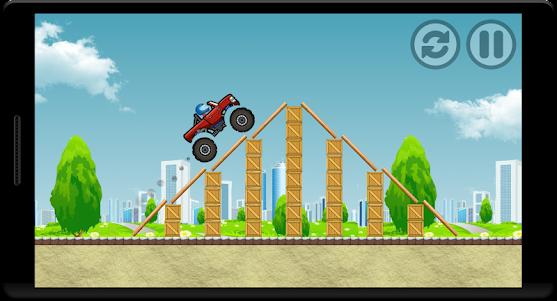 RC Monster Trucks:Monster Car 1.1 screenshot 1