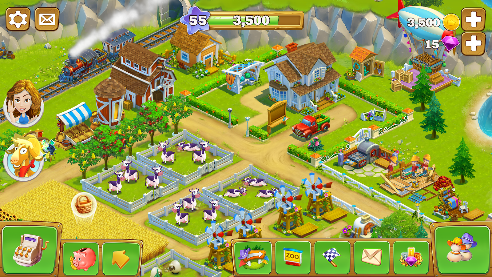 Golden Farm : Idle Farming Game 1 25 14 APK Download