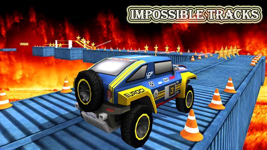 Impossible Tracks Ultimate Jeep Parking Simulator 0.1 screenshot 1