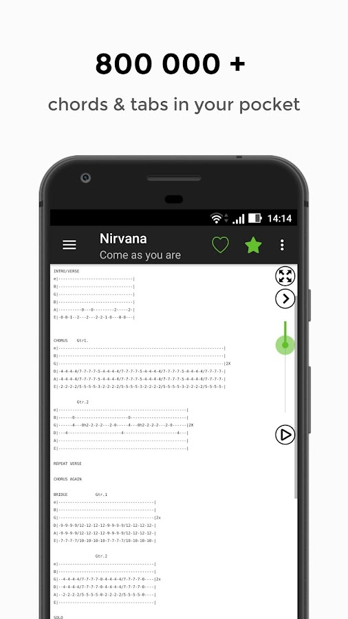 Guitar chords and tabs 2.8.7 APK Download - Android Music & Audio Apps
