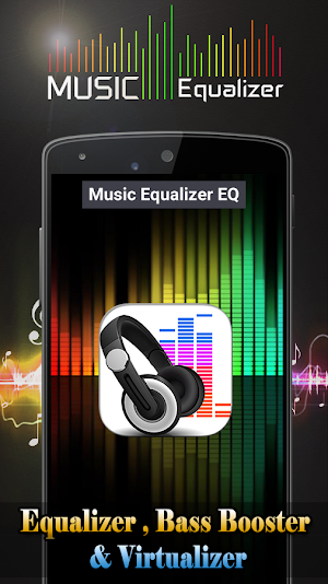 EQ Music Equalizer FX Booster 1 1 APK Download - Android