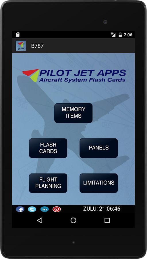 B-787 Flashcards Study Guide 1 1 2 APK Download - Android