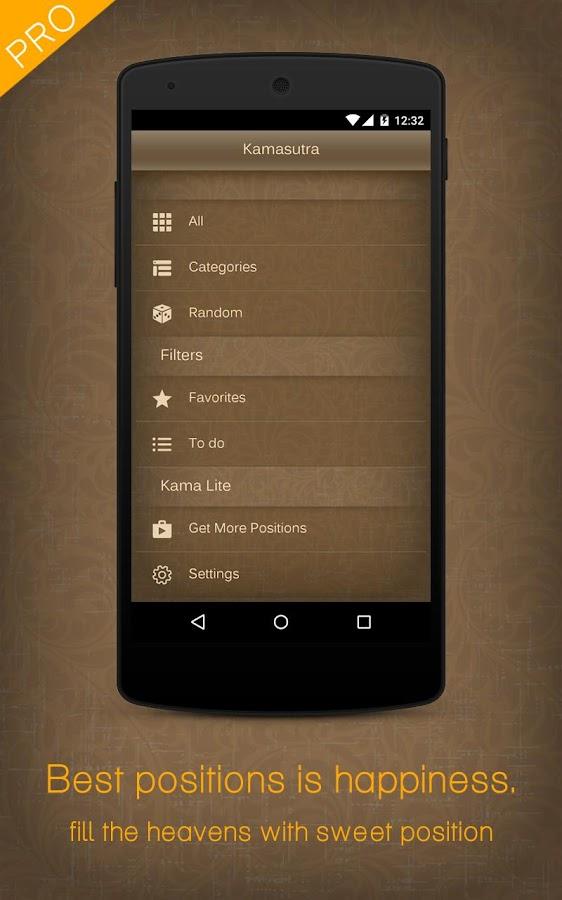 ... Kamasutra - Sex Positions Pro 1.0 screenshot 2 ...