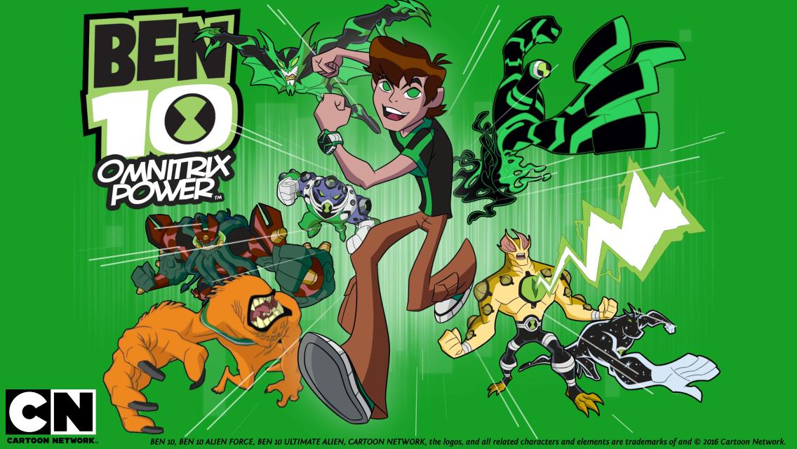 Ben 10 Omnitrix Power Screenshot 17
