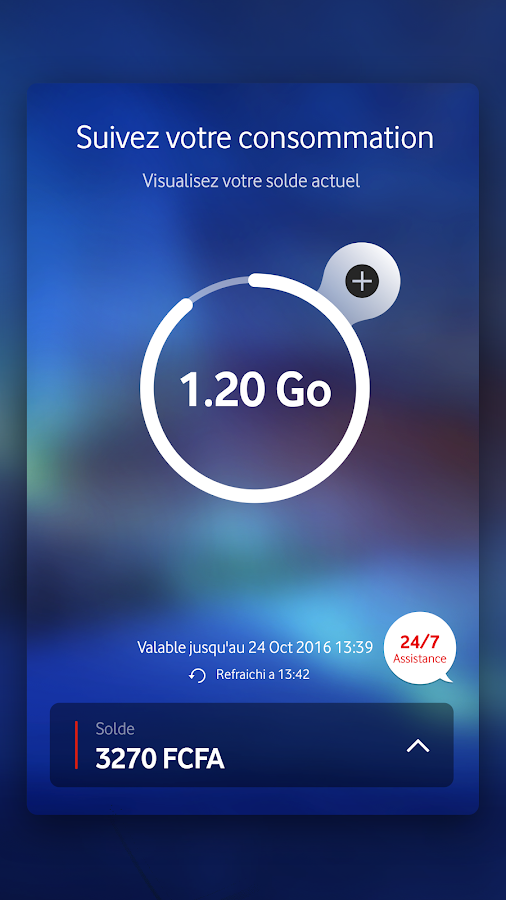 My Vodafone Cameroon 1 0 11 APK Download - Android Tools Apps