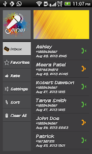 Call Recorder 2.4.1 screenshot 2