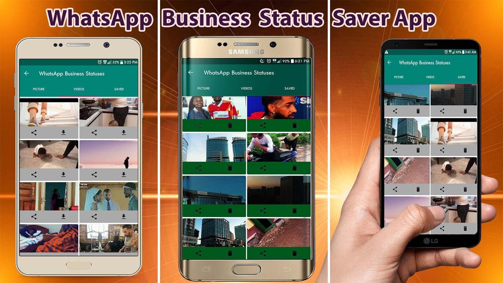 Wa Business Status Saver For Whatsapp Business 50 Apk