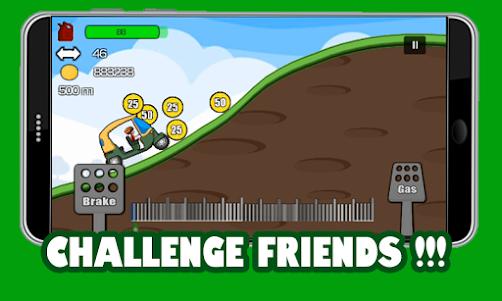 Climb Hill Racer 1.1 screenshot 2