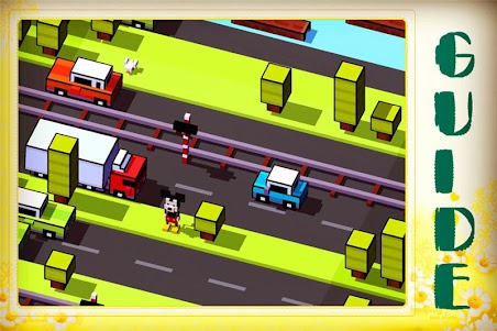 Artific Tip Disney Crossy Road 3.5.2 screenshot 1