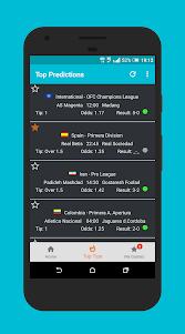 SureBet Predictions 5.2.8 screenshot 2
