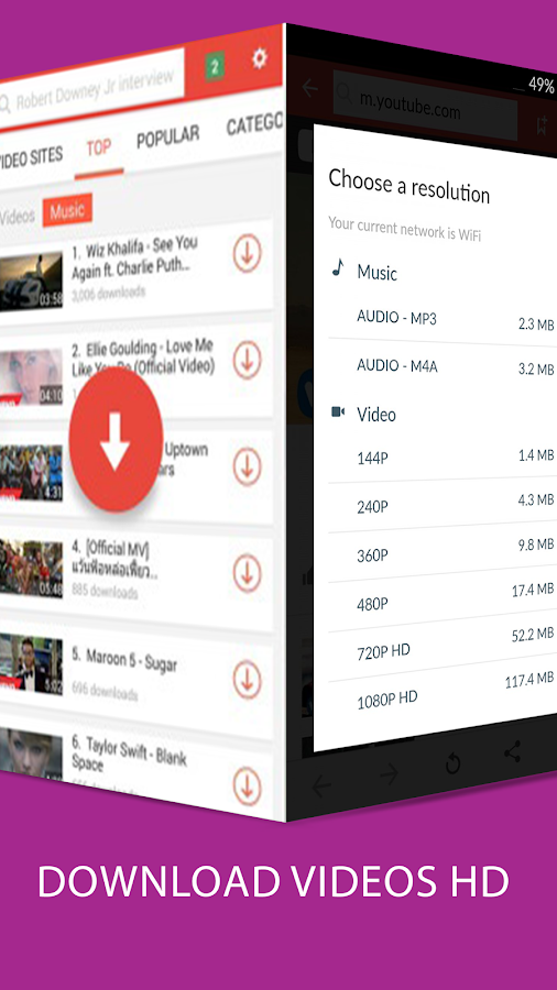 All video Downloader 1 0 APK Download - Android Tools Apps