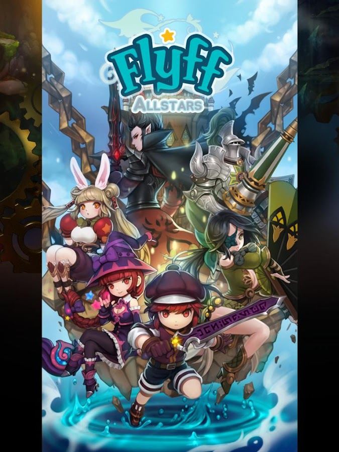 Flyff All Stars 1 2 0 APK Download - Android Role Playing Games