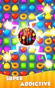 Candy Light - 2018 New Sweet Glitter Match 3 Game 1.0.2.3179 screenshot 5