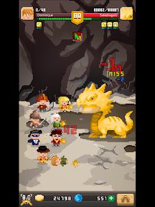 Blacksmith Story-Pixel Game 3.2.0 screenshot 20