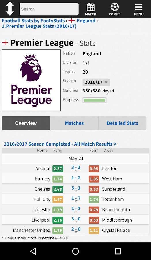 FootyStats - Soccer Stats for Betting 1 0 APK Download - Android