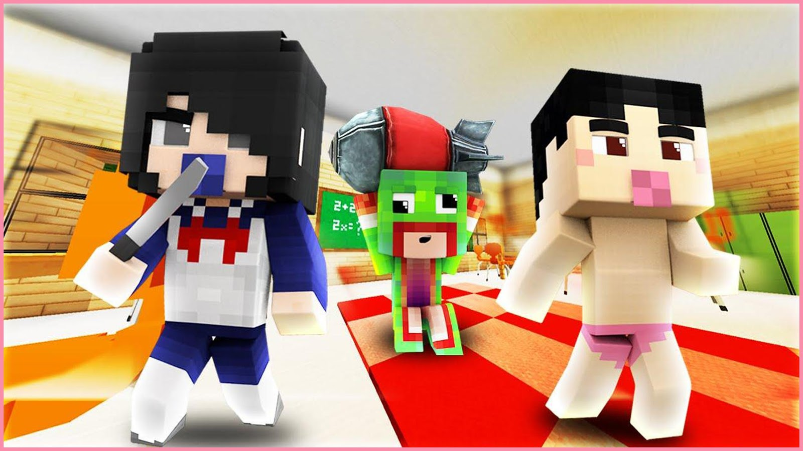 Minecraft Spielen Deutsch Skin Para Minecraft Pocket Edition - Skins para o minecraft baby