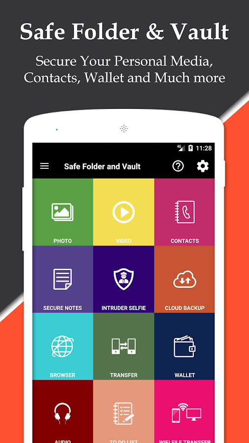 lock folder download for android
