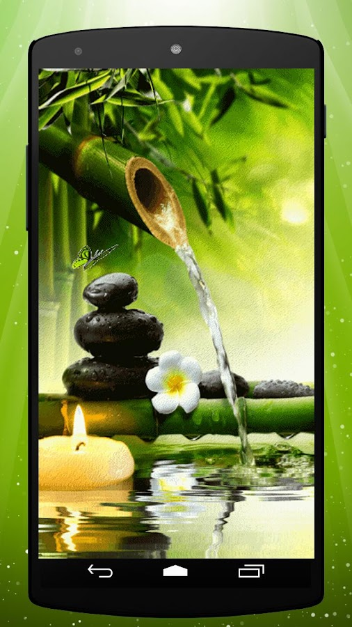Zen Garden Live Wallpaper 14 Screenshot 5