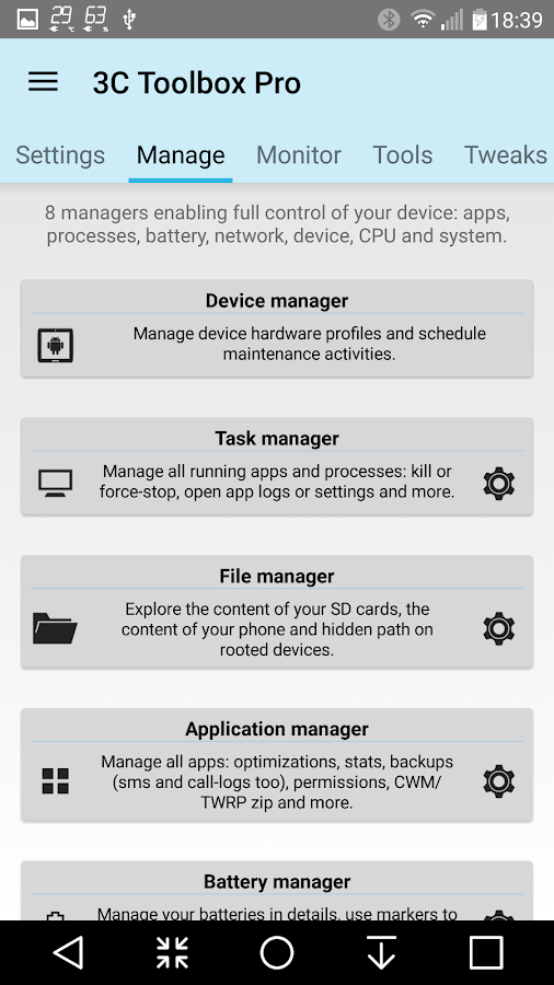 3C All-in-One Toolbox Pro key 2 0 6d APK Download - Android