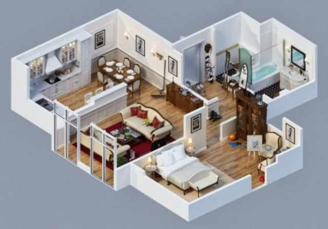 3d Home Plans Design 1 0 Apk Download Android Lifestyle Apps
