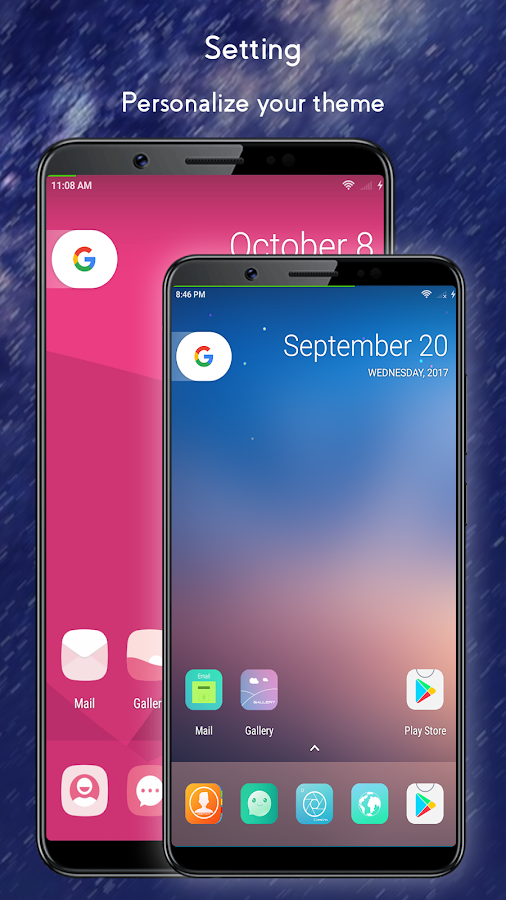 Launcher For Vivo 1 2 0 APK Download - Android Personalization Apps